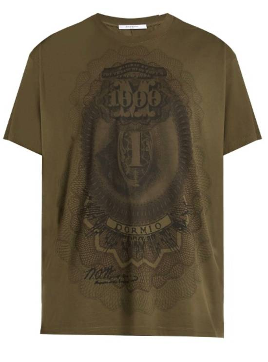 Givenchy New Givenchy Dollar Print Columbian Fit Size US S / EU 44-46 / 1