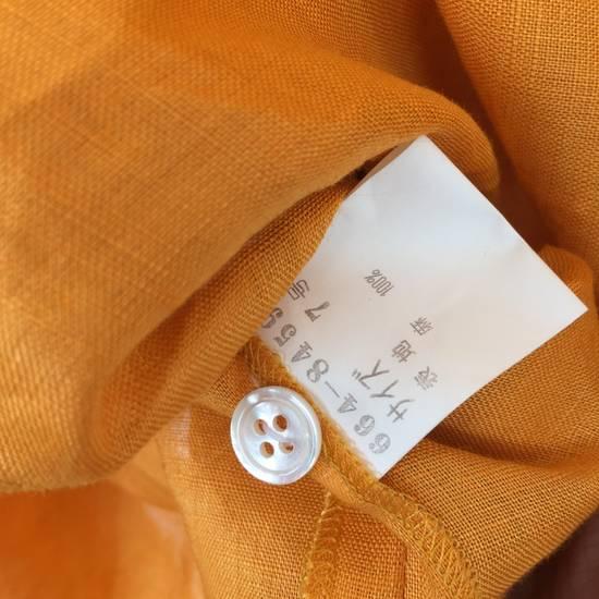 Givenchy Givenchy Dress Shirt Yellow 27x29:5 Size US XL / EU 56 / 4 - 6