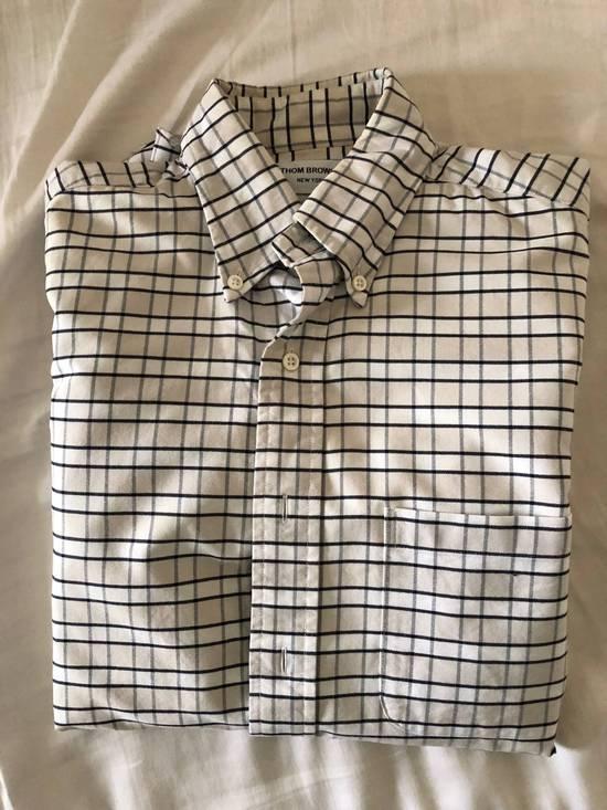 Thom Browne Checkered Oxford Size US M / EU 48-50 / 2 - 2