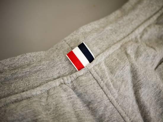 Thom Browne NWoT Thom Browne Gray Sweatpants: Engineered 4-Stripe: Sz3 Size US 33 - 3