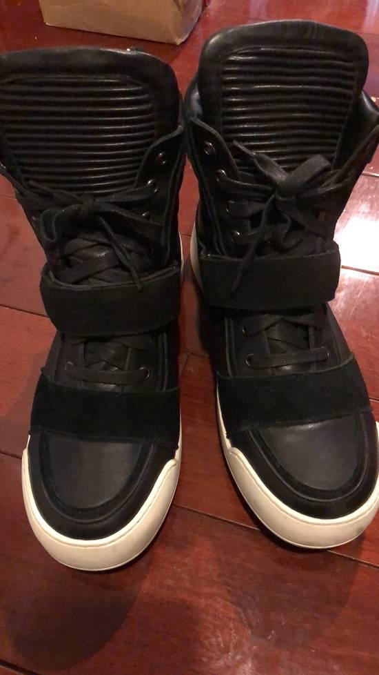 Balmain backzip sneakers Size US 11 / EU 44
