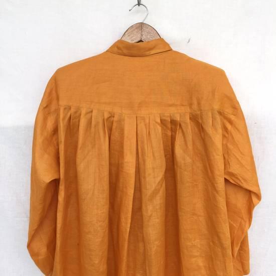 Givenchy Givenchy Dress Shirt Yellow 27x29:5 Size US XL / EU 56 / 4 - 4