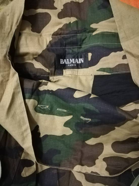 Balmain Balmain Paris Camouflage Resort Collection Low Crotchstyle Buttonfly size L (30-34 waist) with Adjustable Drawstring Size US 34 / EU 50 - 6
