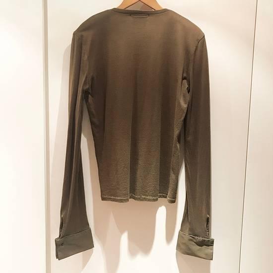 Julius Julius long sleeve cotton jersey Size US M / EU 48-50 / 2 - 1