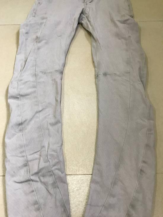 Julius SS13 curved denim jeans Size US 32 / EU 48 - 8