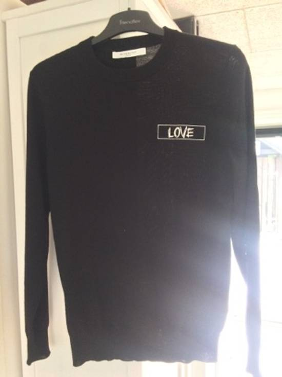 """Givenchy """"Love"""" Sweater Size US M / EU 48-50 / 2"""