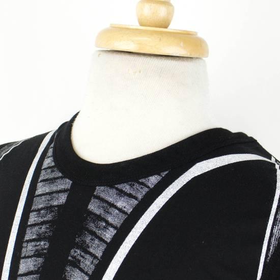 Julius 7 Black Cotton Blend Graphic Tank Top T-Shirt Size 2/S Size US S / EU 44-46 / 1 - 3