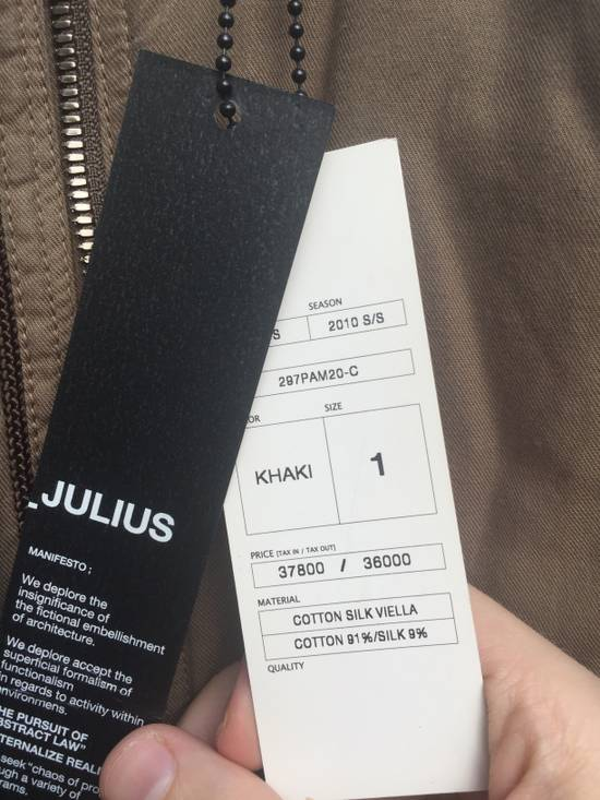 Julius SS10 Full Zip Narrow Flight Pants BNWT Size US 30 / EU 46 - 15