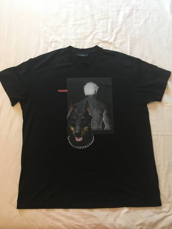 Givenchy Givenchy Shadow Doberman Colombian fit T-shirt Size US M / EU 48-50 / 2