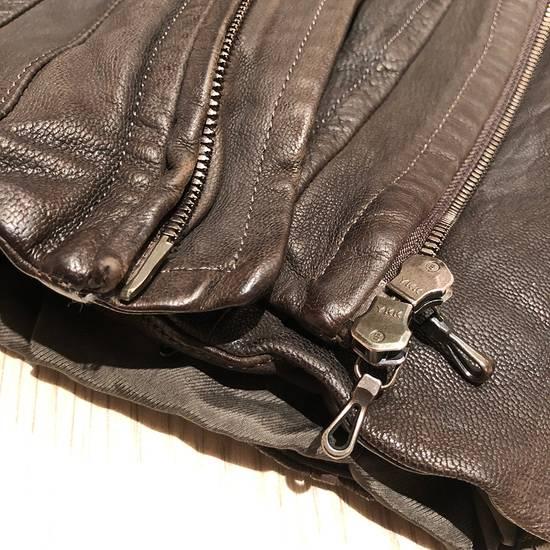 Julius Julius Goat Skin Leather Jacket Size US S / EU 44-46 / 1 - 11