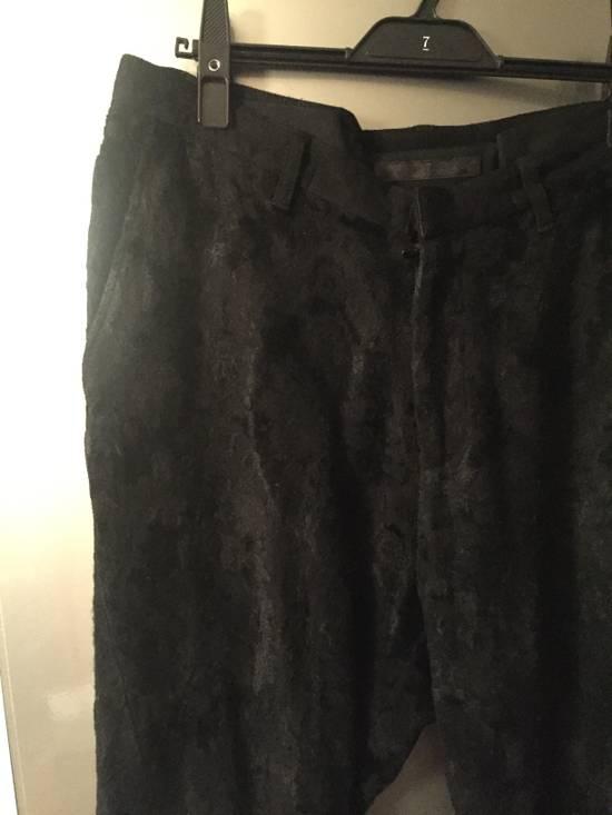 Julius Julius jacquard trousers Size US 34 / EU 50 - 2