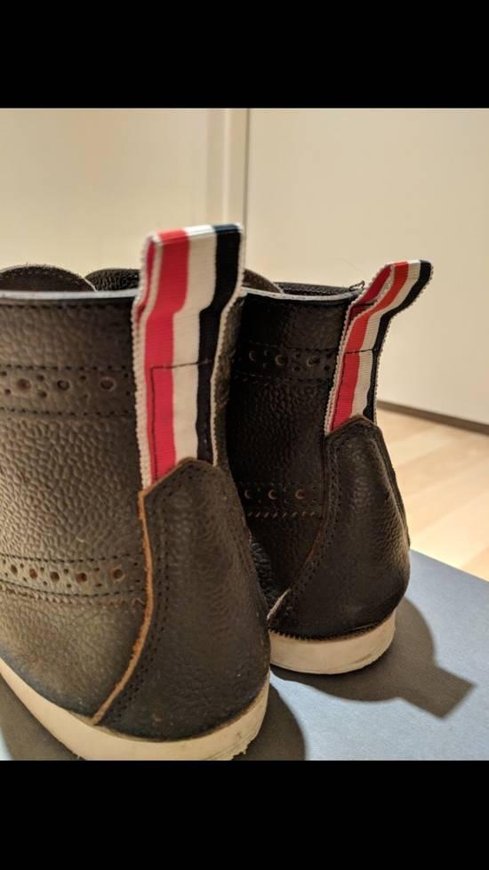 Thom Browne Wingtip Deck Boot Size US 9 / EU 42 - 3