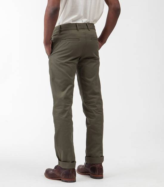 Outlier Nyco Slims - Olive Size US 31 - 2