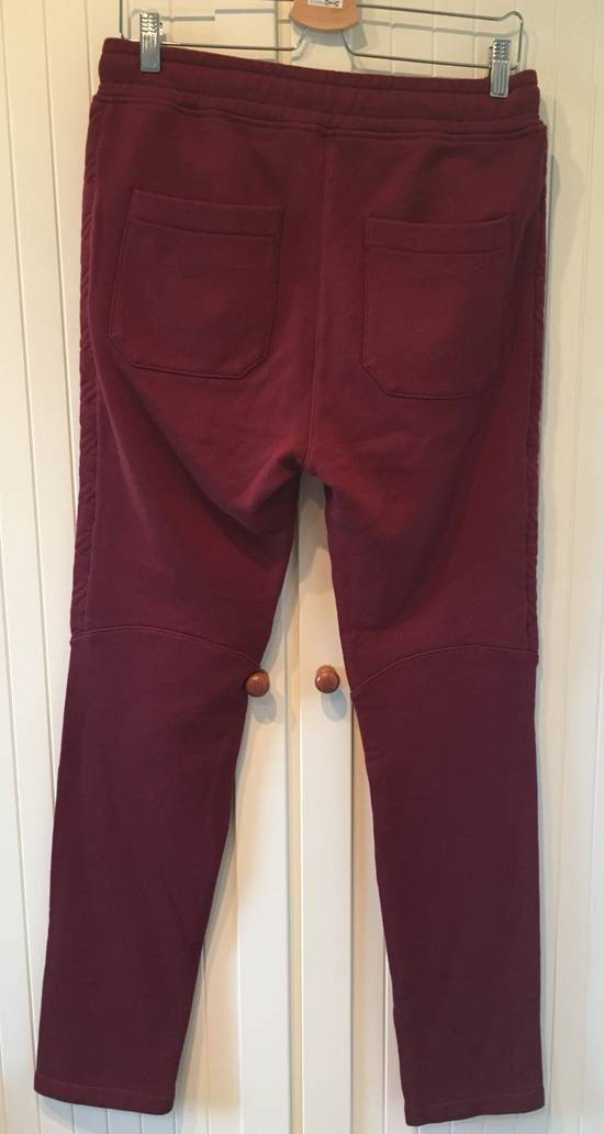 Balmain Houndstooth Embossed Jogging Sweatpants Size US 32 / EU 48 - 2