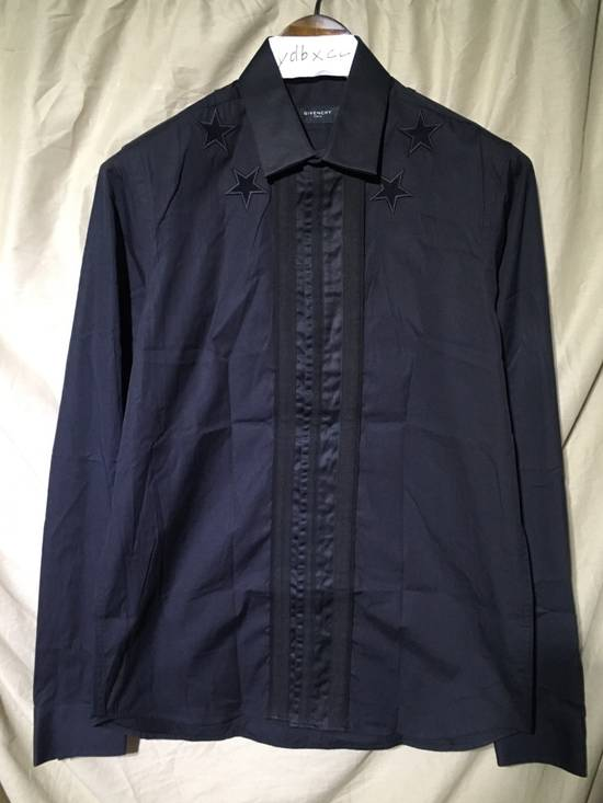 Givenchy FW12 STAR EMBROIDERED SHIRT Size US XS / EU 42 / 0