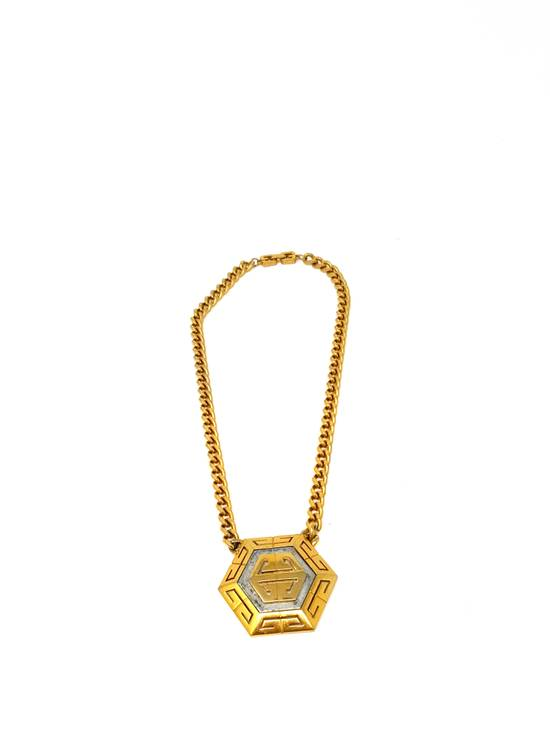 Givenchy Gold plated logo necklace Size ONE SIZE - 16