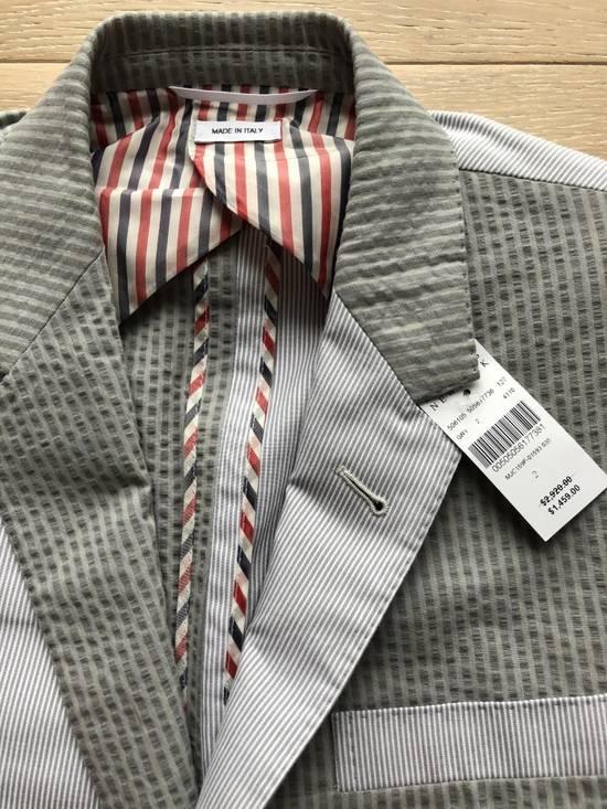 Thom Browne NEW Thom Browne Blazer - Size 2 Size 38R - 2