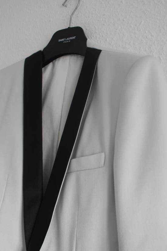 Balmain SS12 Shawl Collar Dinner Jacket Decarnin Size 48R - 3