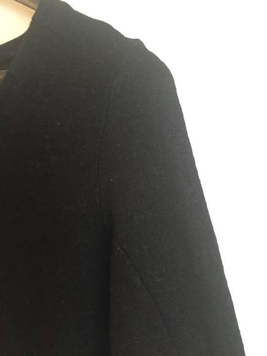 Julius AW12 Cupra/Wool Paneled Sweater Size US XS / EU 42 / 0 - 5