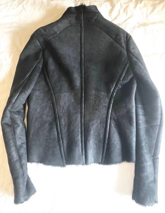 Julius High Neck Shearling Jacket Size US S / EU 44-46 / 1 - 7
