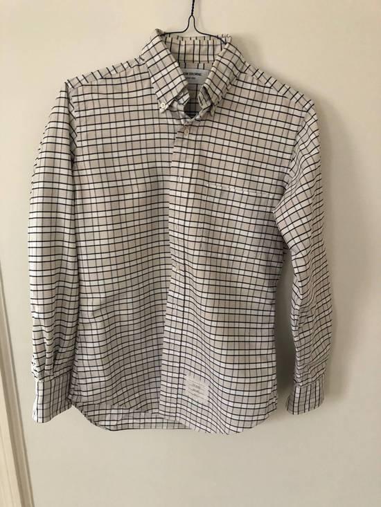 Thom Browne Checkered Oxford Size US M / EU 48-50 / 2