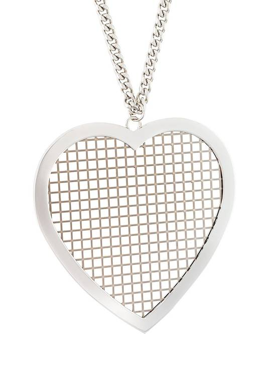 Givenchy Givenchy Heart Necklace Size ONE SIZE - 1
