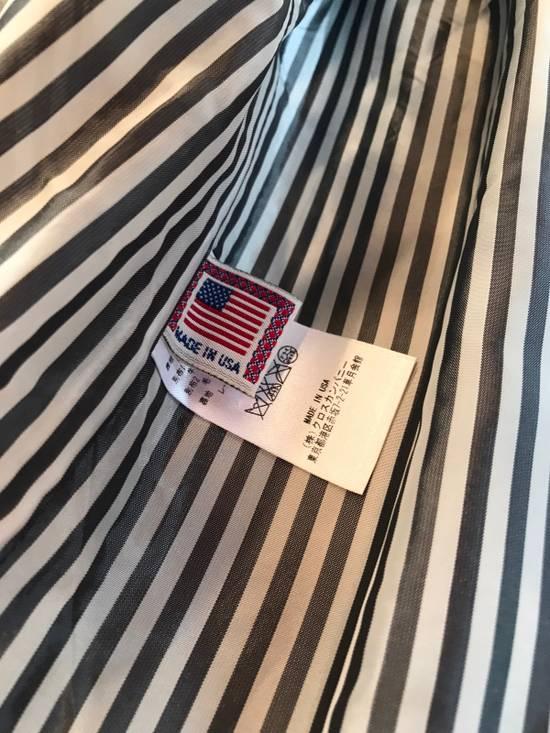 Thom Browne Cashmere & Suede Varsity Jacket Sz 4 Size US L / EU 52-54 / 3 - 4