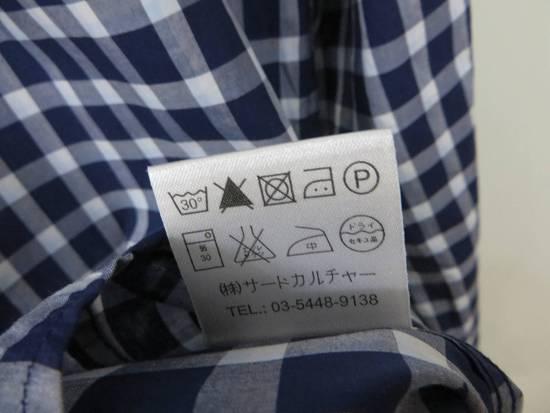 Givenchy Blue check- shirt Size US M / EU 48-50 / 2 - 8