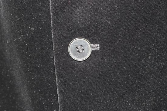 Givenchy Excellent Condition Givenchy Black Velvet Jacket Size US M / EU 48-50 / 2 - 2