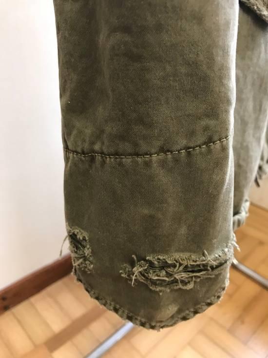 Balmain Decarnin Destroyed Saharian Jacket Size US M / EU 48-50 / 2 - 3