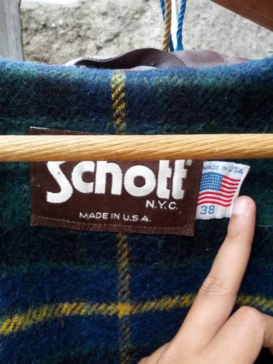 Schott SCHOTT 658 Leather Jacket Size US S / EU 44-46 / 1 - 8