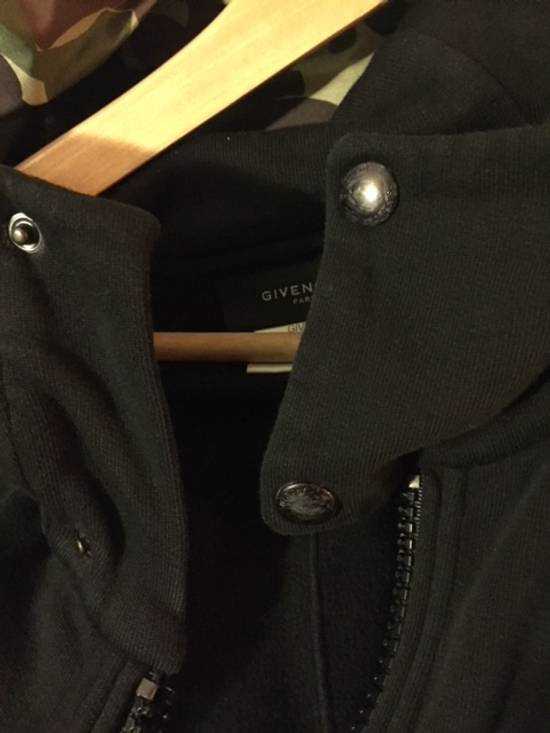 Givenchy Heavy Fleece Sweat-Shirt/Parka Size US M / EU 48-50 / 2 - 10