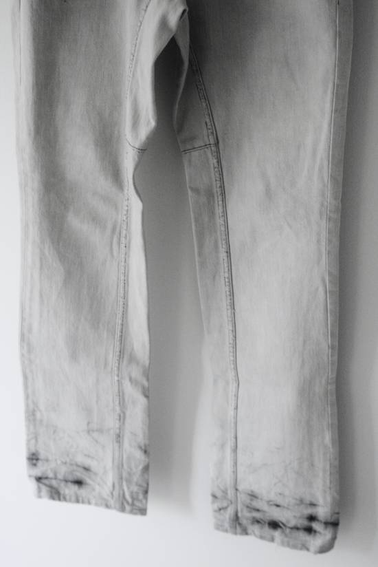 Julius SS05 Dirty White Distressed Denim Size US 30 / EU 46 - 2
