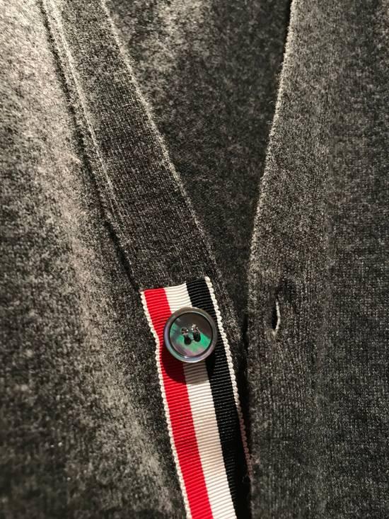 Thom Browne Thom Browne Men's Cashmere Vest Size US M / EU 48-50 / 2 - 5