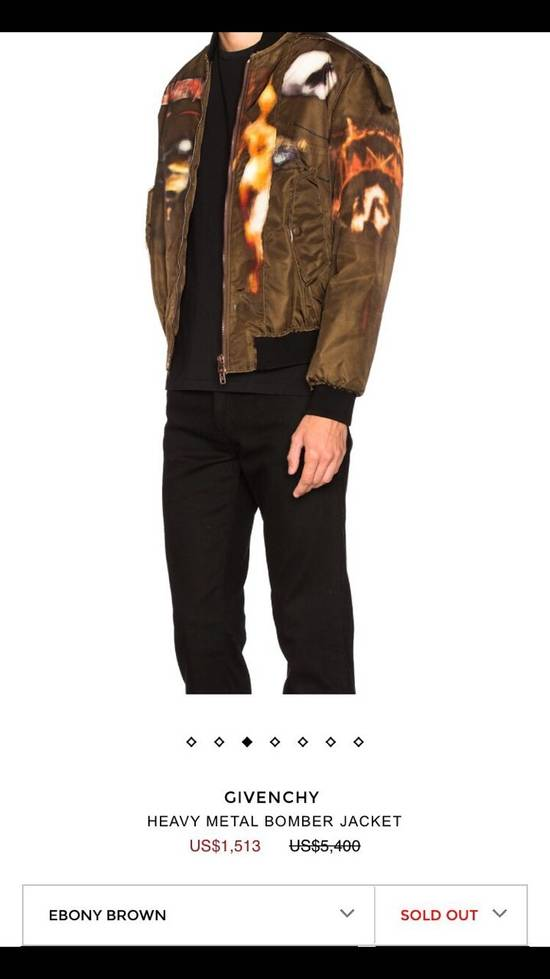 Givenchy Heavy Metal Bomber Jacket Size US M / EU 48-50 / 2 - 2