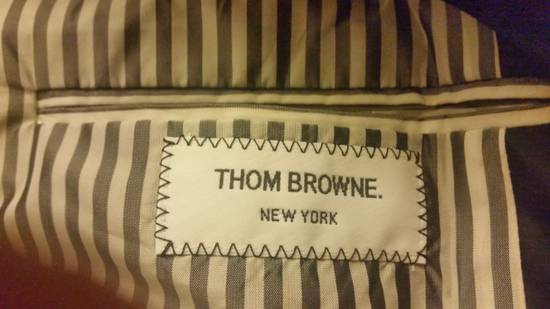 Thom Browne NEW Thom Browne Navy Chesterfield Spring Coat Size US M / EU 48-50 / 2 - 9
