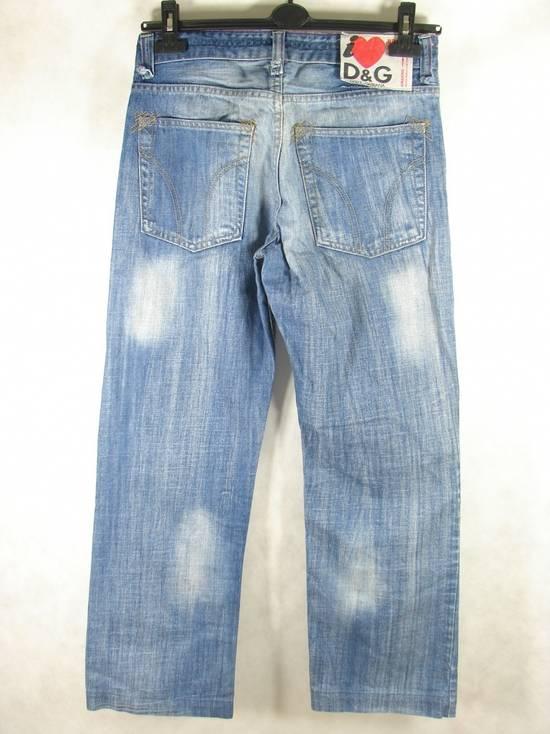 Dolce & Gabbana D&G W29 L32 Designer Jeans Trousers Size US 34 / EU 50 - 4