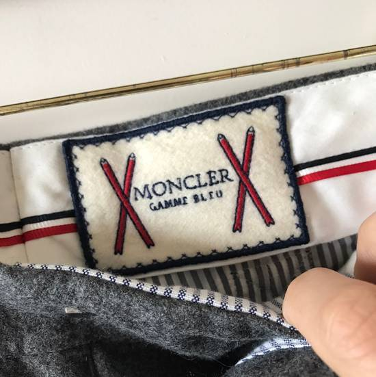 Thom Browne THOM BROWNE X MONCLER GAMME BLEU DOWN SUITS Size 38R - 11