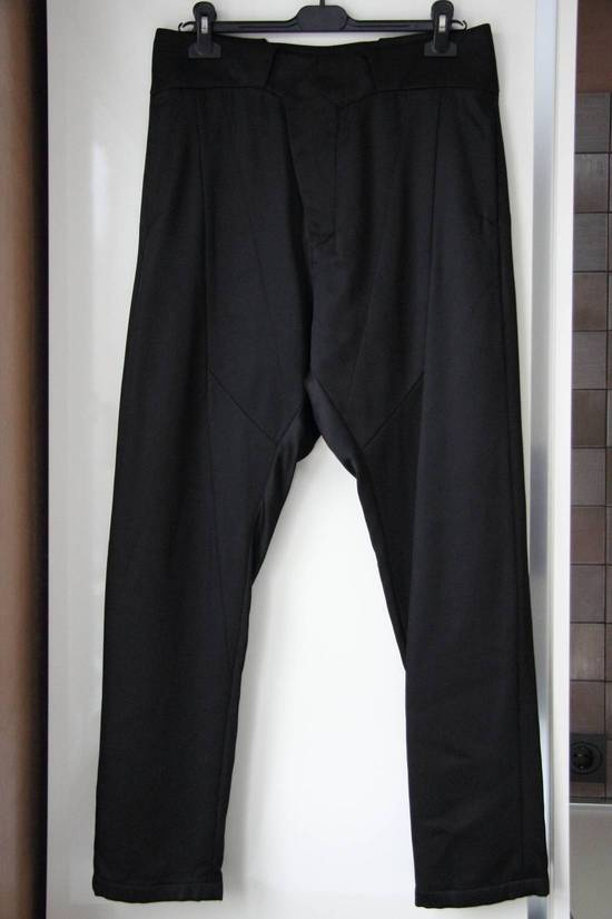 Julius JULIUS_7 RAYON COTTON DOUBLE CLOTH PANTS SIZE 2 Size US 32 / EU 48