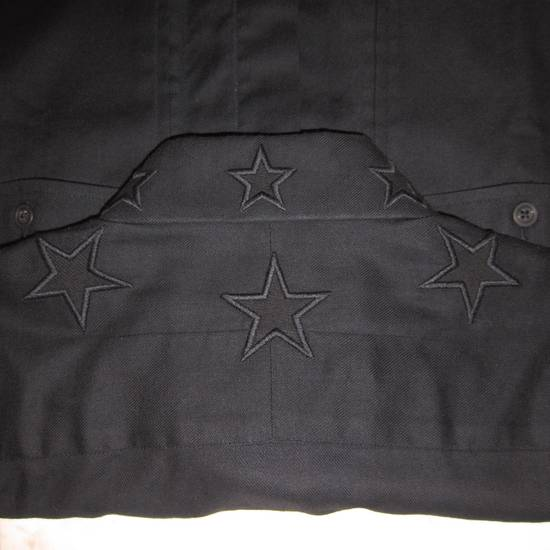 Givenchy Givenchy Embroidered Star Collar Button Down Shirt Size US L / EU 52-54 / 3 - 4