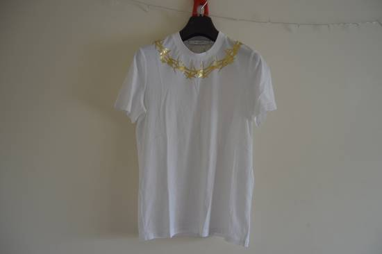 Givenchy Crown of Thorns White T-shirt Size US XS / EU 42 / 0