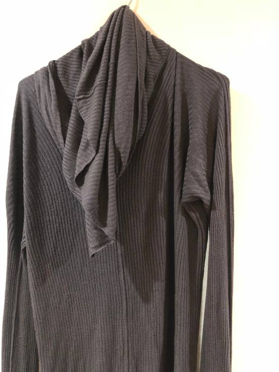 Julius FW09 CANON_2 Rayon/Silk Cowl Neck Long Tee Size US M / EU 48-50 / 2 - 1