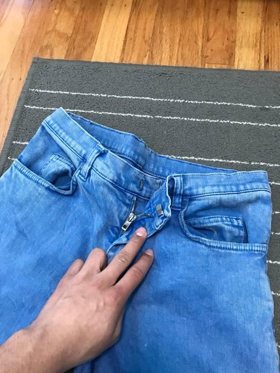 Balmain Balmain Blue Denim Size US 30 / EU 46 - 3