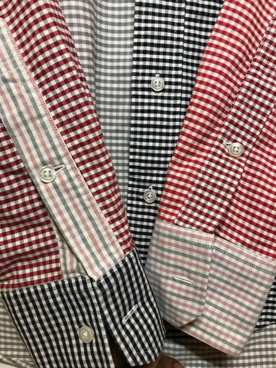 Thom Browne Multicolor Limited Edition Buttondown Shirt Size US M / EU 48-50 / 2 - 5