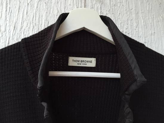 Thom Browne AW14 trim knit blazer jacket Size US XS / EU 42 / 0 - 3