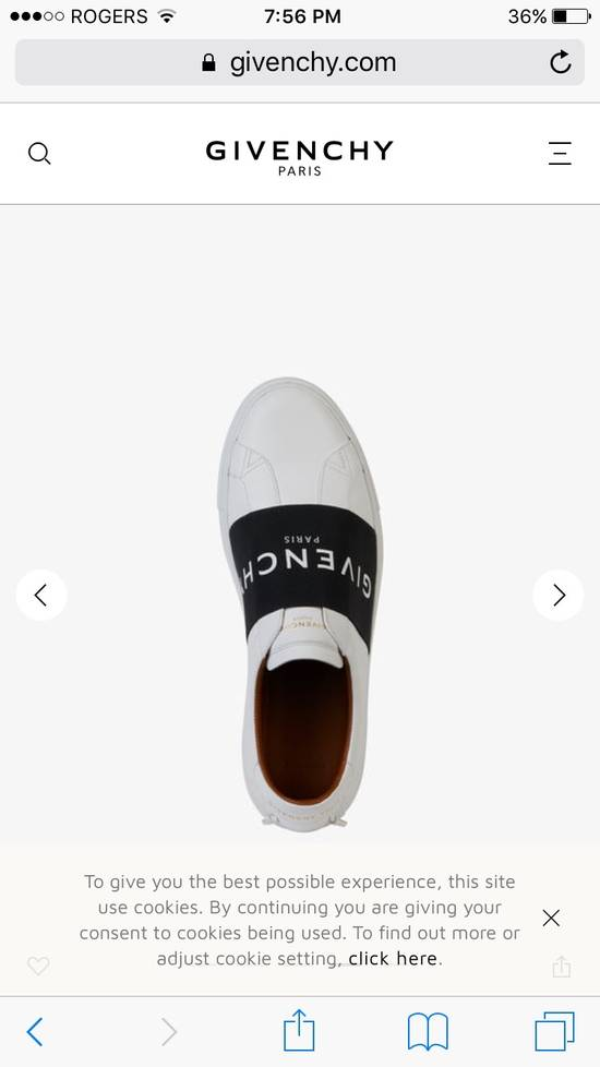 Givenchy GIVENCHY BAND SNEAKER LOW ANY SIZE Size US 9 / EU 42 - 1