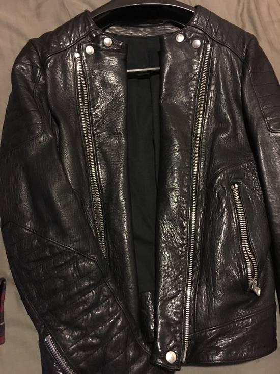 Balmain 2012ss Biker Jacket Size US S / EU 44-46 / 1 - 1
