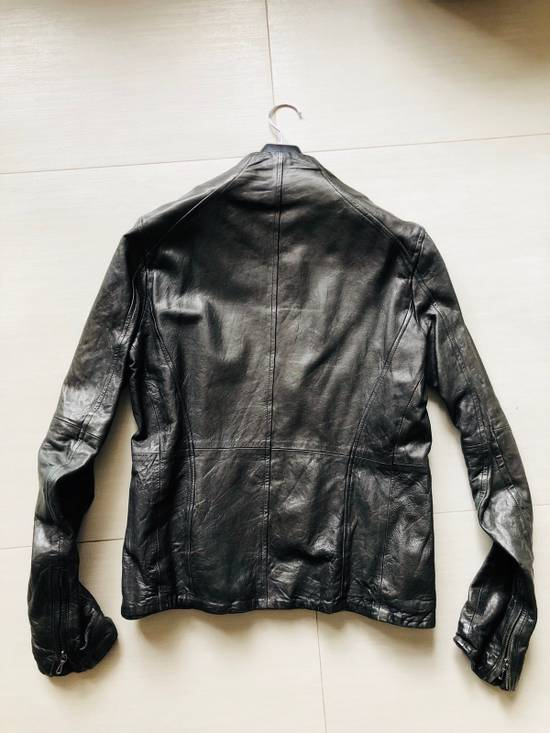Julius Julius 7 Leather Jacket Size US M / EU 48-50 / 2 - 1
