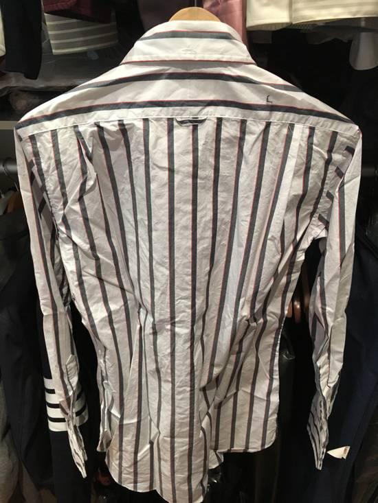 Thom Browne Long sleeve stripped shirt Size US M / EU 48-50 / 2 - 1
