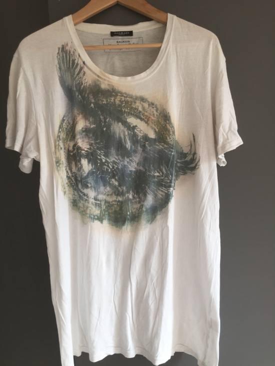 Balmain T-shirt oversized BALMAIN from spring/summer12 Size US L / EU 52-54 / 3 - 1